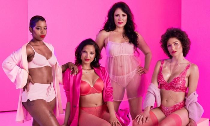 Rihanna brengt met haar lingerielabel een ode aan borstkankerpatiënten