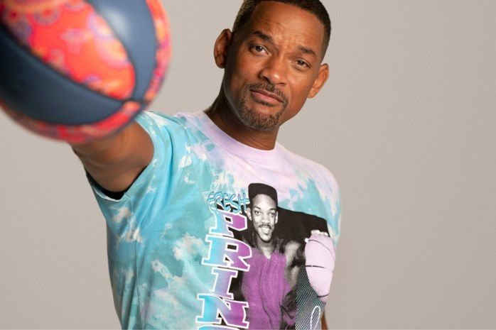 Will Smith brengt kledinglijn op de markt