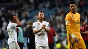 ANALYSE. Waarom de Spanjaarden Courtois en Hazard de schuld geven van de malaise bij Real Madrid