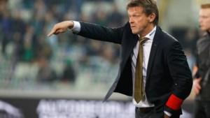 Frank Vercauteren is (pas) de tweede trainerswissel dit seizoen in Jupiler Pro League