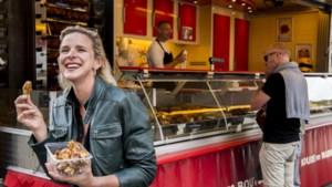 """De favoriete plekken van Tine Embrechts: """"Ik ben maar een simpel mens uit Borgerhout"""""""