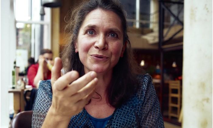 Katty Wtterwulghe uit Kapellen is Vlaamse pionier in 'storytelling'