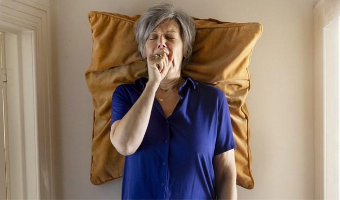 """Ervaringsdeskundige Annick Ruyts: """"Denk nooit dat je nú in slaap moet vallen, dan lukt het niet meer"""""""