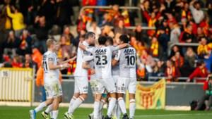 KV Mechelen wint in Eupen met man minder