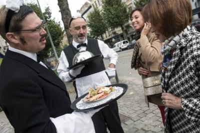 Smaakmeesters tovert 't Stad om tot foodmarket