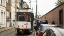 Ommeganckstraat is nachtmerrie voor trambestuurders