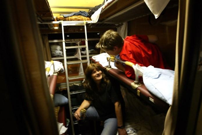 Nachttrein tussen Brussel en Wenen: aanbieders en specialisten zien 'groot potentieel'