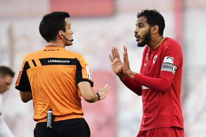 """Scheidsrechterscollege duidelijk over strafschopdiscussie na topper op Bosuil: """"Het was géén strafschop voor Standard"""""""