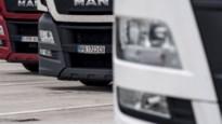 Vrachtwagenbestuurder rijdt onder invloed van cannabis en amfetamines