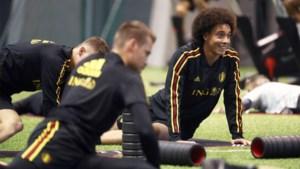 Thibaut Courtois, Leander Dendoncker en Romelu Lukaku ontbreken op eerste training Rode Duivels
