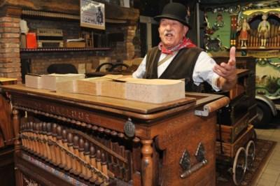"""Orgeldraaier Sus Cavo is niet meer: """"Zijn Tureluur bracht iedereen plezier"""""""