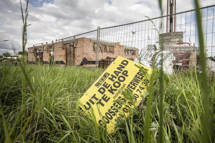 Afschaffen Woonbonus: plots veel belangstelling voor bouwgronden