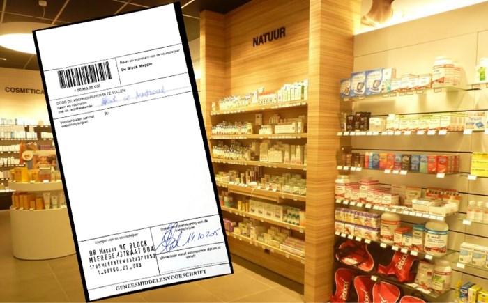 Vervalsen of doktersboekje stelen: zo ver gaan mensen om aan medicatie te komen met een nep voorschrift