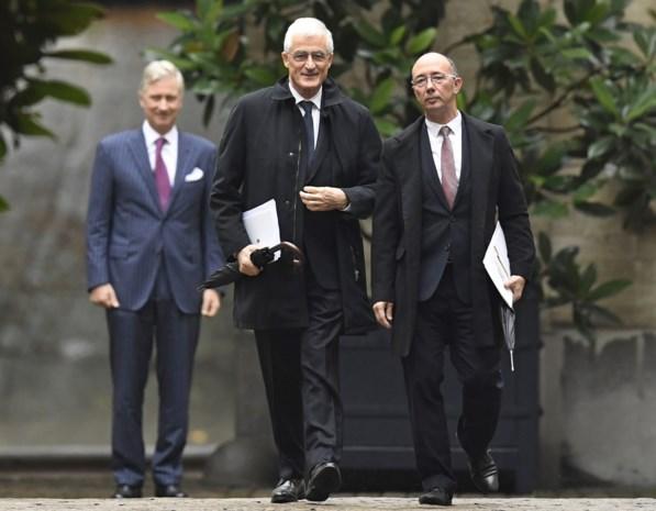 Bourgeois (N-VA) en Demotte (PS) prefomeren: PS wil geen regering met N-VA én Open VLD