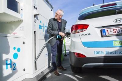Colruyt wil zijn windenergie omzetten in waterstof voor auto's