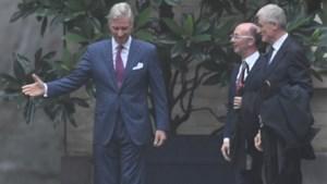 Koning Filip stelt Geert Bourgeois (N-VA) en Rudy Demotte (PS) aan als preformateurs