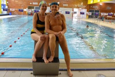 """Rita en Swa zwommen samen al 300.000 baantjes: """"We bruisen elke ochtend van energie"""""""