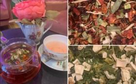 Tomaat of pompoen? Groenten vinden hun weg naar je kopje thee
