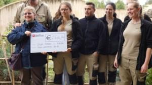 Olifantenfan zamelt 5.600 euro in tegen herpes