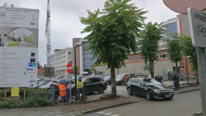 AZ Herentals organiseert busshuttle naar parking Netepark om verkeersdruk te verlichten
