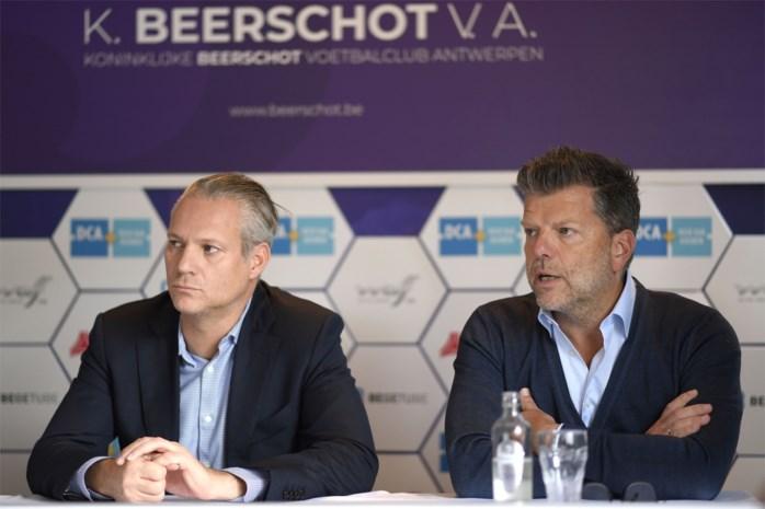 """Beerschot-bestuur over trainerswissel: """"Er kwam sleet op de relatie"""""""