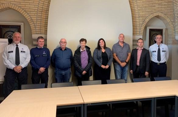 Sint-Katelijne-Waver heeft vier nieuwe buurtinformatienetwerken