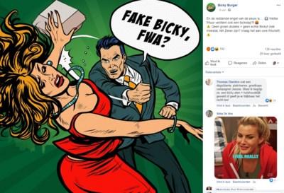 """Verontwaardiging tot in de regering over """"wansmakelijke"""" campagne van Bicky Burger"""
