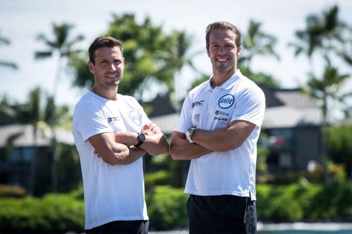Triatlonteam van Antwerpse broers De Wolf doet gooi naar wereldtitel in Hawaï