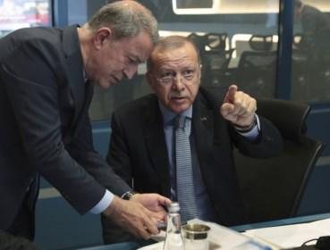 Waarom valt de Turkse president Erdogan Syrië aan en komt de wereldorde in het gedrang?