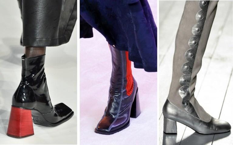 Van sexy tot punk: de schoenentrends voor deze winter