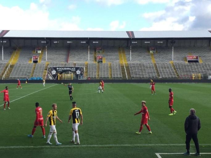 Antwerp klopt Vitesse in oefenmatch die opnieuw vrijschopdiscussie oplevert