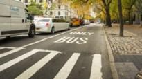 Camera moet wagens van busstrook houden in New York