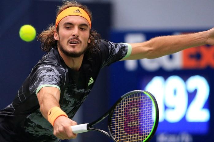 Stefanos Tsitsipas heeft als zesde speler ticket voor ATP Finals beet, Goffin nog niet