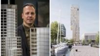 """Architect Luc Binst bouwt van Eilandje tot Zuid: """"Waarom geen torens van 200 meter?"""""""