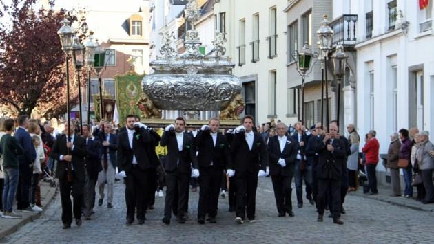 Lierenaars eren Sint-Gummarus met processie