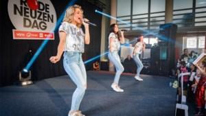 K3 geeft optreden voor leerlingen van BimSem in Mechelen