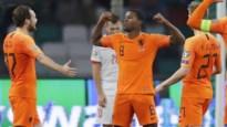 Nederland pakt opnieuw drie punten, met dank aan een heerlijke pegel van Wijnaldum
