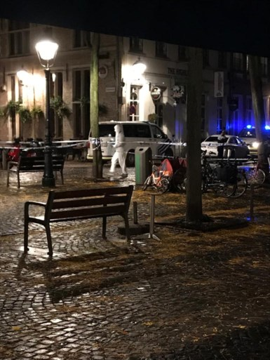Vrouw (88) doodgestoken door buurman in centrum Antwerpen