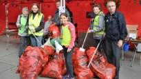 'Guardians of Bezali' halen halve ton zwerfafval van straat