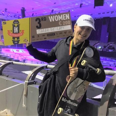Skatester organiseert benefiet voor deelname aan Olympische kwalificatiewedstrijden