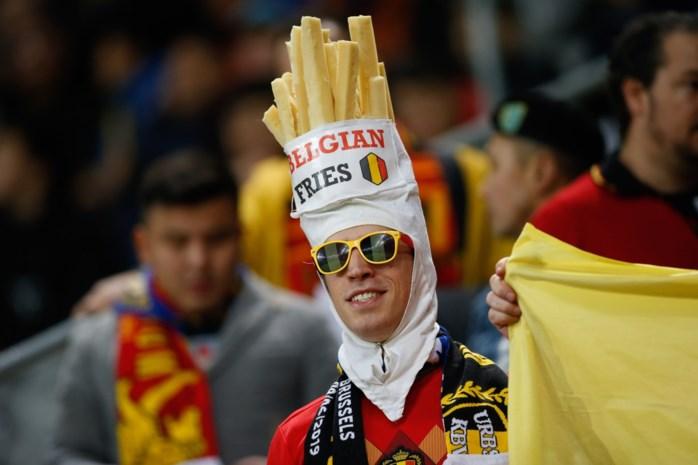 Belgische supporters tonen zich van hun moedigste maar ook gekste kant in Kazachstan