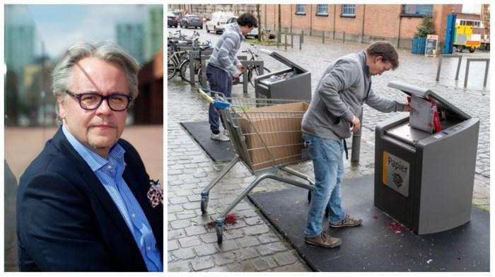 """Philip Heylen voerde indertijd Antwerpse sorteerstraten in: """"Er nu mee stoppen is een stommiteit"""""""