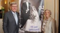 Claude Deboosere en Mariette Rampelbergh zijn 65 jaar getrouwd