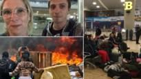 """Mechels koppel zit door geweld in Ecuador dagenlang vast in luchthaven: """"We krijgen niet eens water"""""""