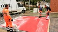 Werkzaamheden voor inrichting fietszone beginnen