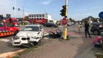 Vrouw gewond bij ongeval op druk kruispunt met Boomsesteenweg in Aartselaar
