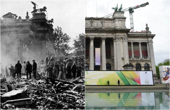 IN BEELD. Op deze plekken in Antwerpen is de impact van V-bom-inslagen al lang verleden tijd