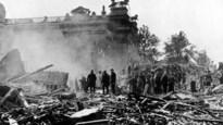 """Slachtoffers eerste V-bom herdacht: """"Elke Antwerpse familie heeft wel een verhaal over de bommen"""""""