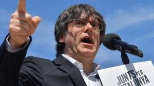 Spanje vraagt opnieuw aanhouding van Puigdemont