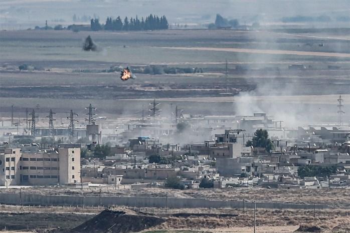 Syrisch president Assad en Koerden sluiten deal om Turkse invasie te bekampen